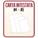 1.000 Fogli Carta Intestata A4