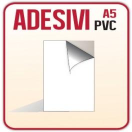 A5 (21 x 14,8 cm) - Etichette Adesive PVC