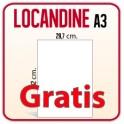 5 Locandine A3 - Gratis