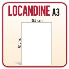 10 Locandine A3 - Stampa in 24 H