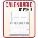 10 Calendari da Parete A4