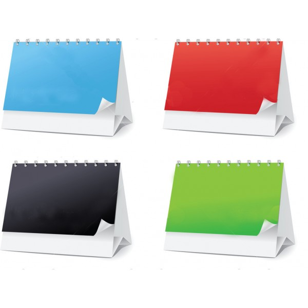 Calendari da scrivania personalizzati a5 quadrato low cost for Scrivania low cost