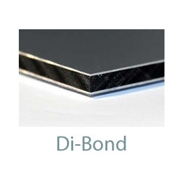 1 Pannello Dibond 200 x 100 cm