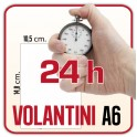 2.500 Volantini A6 14,8x21 cm