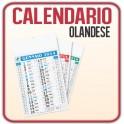 100 Calendari Olandesi da Muro