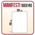 250 Manifesti 100x140 cm