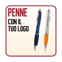 Penne personalizzate con il tuo logo o scritta