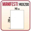 1 Manifesto Singolo 140x200 cm