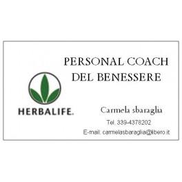 Biglietti da Visita rappresentanti Herbalife