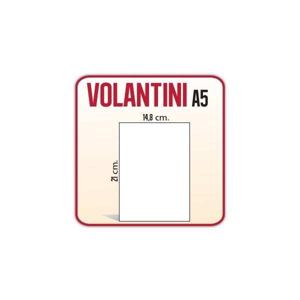 Stampa 5000 volantini a5 a colori low cost for Scrivania low cost